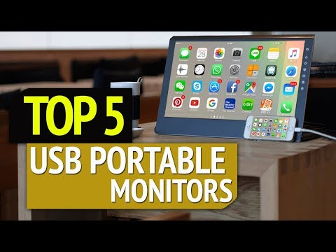 top-5:-best-usb-portable-monitors-2019