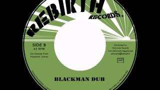 Hopeton James - Get Up Blackman / Dub