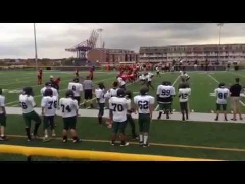 South Plainfield football game highlights - YouTube f2ec7e061