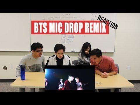 [APRICITY] Dancers React To BTS (氚╉儎靻岆厔雼�) MIC Drop (Steve Aoki Remix)