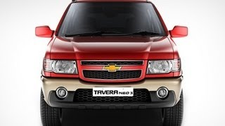 Chevrolet Tavera Video Reviews 2019 2020 Four Wheeler New Model 2017 Ambulance Bs4 Autoportal Com