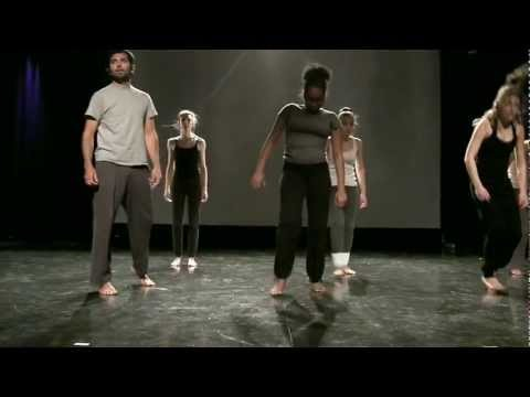 Spectacle De Danse Contemporaine HD