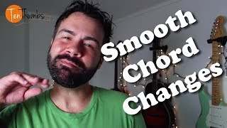 How To Change Chords Smoothly and Play Them Cleanly - True Beginner Ukulele Tutorial