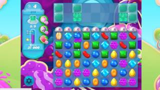Candy Crush Soda Saga Level 615 Used Extra Moves