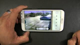 How to connect to a DVR using an Android Phone(This is a quick video demonstration of how to connect to your DVR using an Android Phone. In this demonstration you will learn the necessary information you ..., 2013-06-09T16:29:31.000Z)