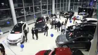 Hyundai Center Shymkent официальное открытие в Шымкенте от FashionBank by Mali Milano