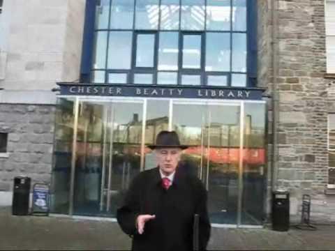 CHESTER BEATTY LIBRARY- DUBLIN