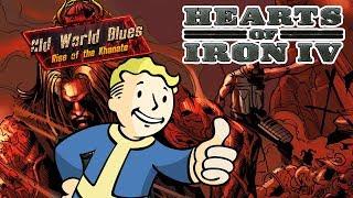 Old World Blues или ЛУЧШИЙ мод по Fallout в Hearts of Iron 4