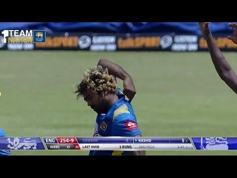 2nd ODI Highlights - England tour of Sri Lanka 2018