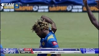 2nd ODI Highlights - England tour of Sri Lanka 2018