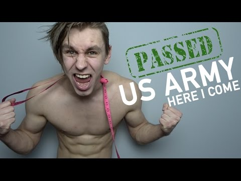 HOW TO MEASURE BODY FAT PERCENTAGE // FOR UNITED STATES ARMY