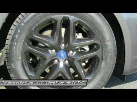 2016 Ford Fusion Tallahassee FL PC24198A