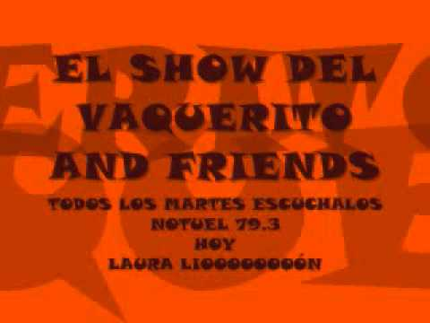 Download EL SHOW DEL VAQUERITO DE LA CUMBIA  PREENTA