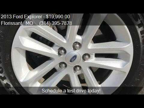 2013 ford explorer xlt awd 4dr suv for sale in florissant Olympic motors florissant mo