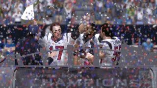 Madden NFL 17 - Houston Texans Super Bowl Celebration