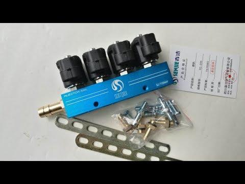 CNG RAIL INJECTOR LPG RAIL INJECTOR(www.senjie-cng.com)