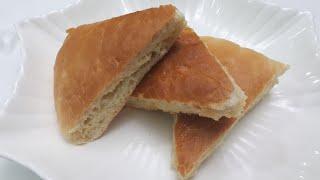 বেকারি স্টাইলে তিনকোনা বাটার বন রেসিপি//butter bon recipe//bon recipe