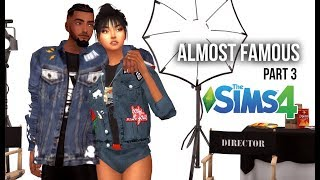 ALMOST FAMOUS | ROAD TO FAME | SIMS 4 LOVE STORY | PART 3