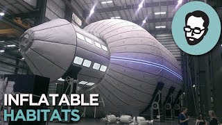 Bigelow Aerospace Is Building The World's First Space Hotel | Answers With Joe