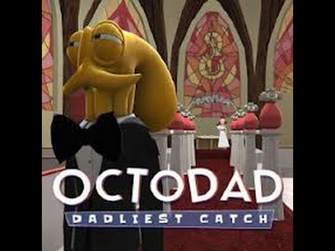 تحميل لعبة octodad dadliest catch