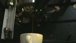 First shots from my two group Rancilio Z9 Lever