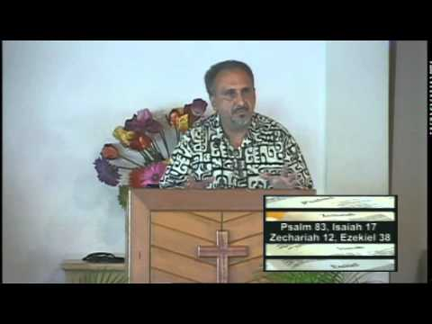 Mid-East Prophecy Update – August 30th, 2015