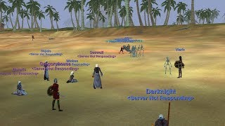 EVERQUEST -  MANGLER TLP SERVER DAY#2. Dancing with crocs in South Ro.