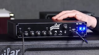 Aguilar AG-700 Bass Amp /// BassTheWorld.com
