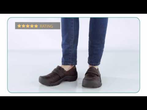 a8eeacf6c21 Keen Kaci Full Grain Slip On - Planetshoes.com - YouTube
