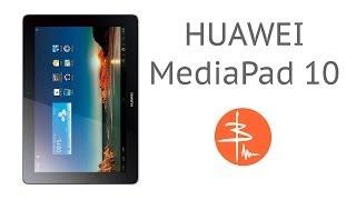 Huawei MediaPAD 10 Link или Большой Китайский Связной. Видеообзор