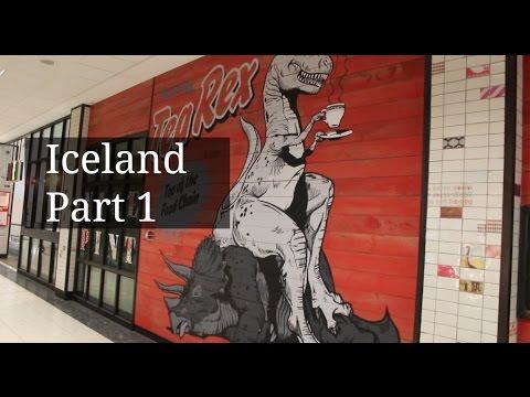 Vlog 03: Iceland Reykjavik (Part 1): ICELAND TIME !