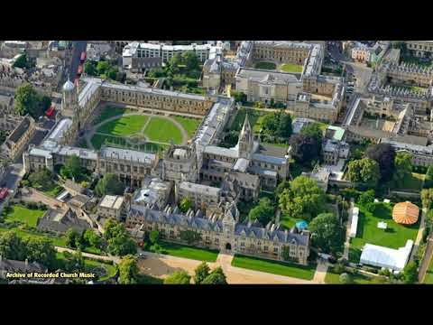 BBC Choral Evensong: Christ Church Oxford 1985 (Francis Grier)