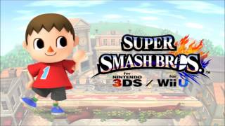Outdoors at 7 p.m. (Sunny) / Main Street [Original Song / Remix] - Super Smash Bros. for Wii U | gamerjc21