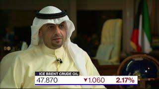 مقابلة نائب رئيس مجلس الوزراء وزير المالية و وزير النفط بالوكالة انس الصالح لمحطة بلومبيرج