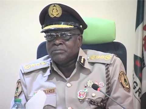 Minister Of Interior Visites Nigeria Immigration Service