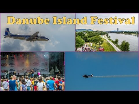 30th Danube Island Festival 2013