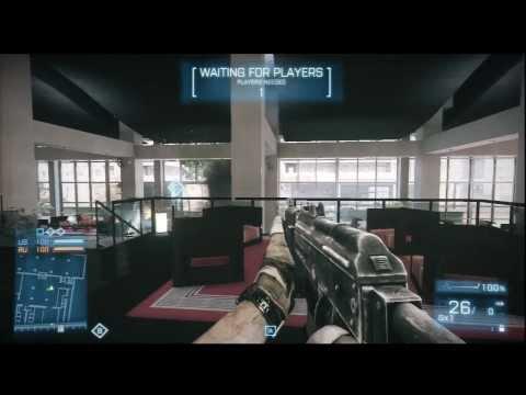 Battlefield 3  Operation 925 Walkthrough Close Quarters |