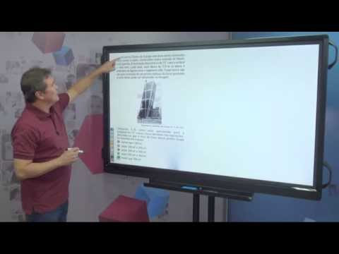 ENEM 2013   Questão 136   Cad Azul   iPED - Prof. Ubiratan Arrais