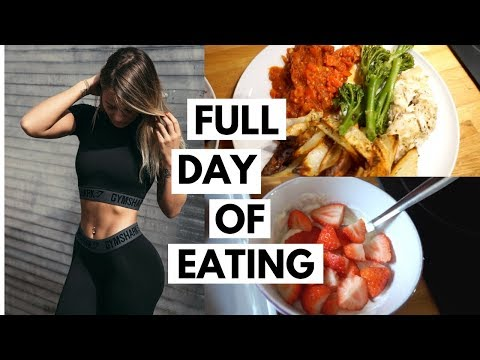 WHAT I EAT To Grow My Booty Whilst Staying Lean | WITHOUT Counting Macros