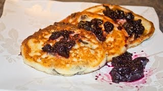 Russian Cottage Cheese Pancakes Recipe