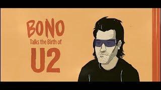 """Bono on How U2 Began Inside Larry Mullen Jr.'s Kitchen, 1976 """"Kids ..."""
