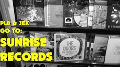 PLA & Jex go to Sunrise Records (05/03/2017)