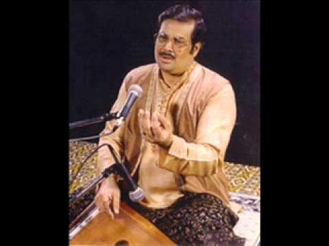 "Pt. Ajoy Chakraborty sings ""Sanwal Mor Muhara"" (Sindh Bhairavi)"