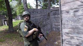 Gambar cover On Target Paintball | Tantalum Contract 8 | WE Tech AK-74U