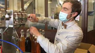 La mini-station pour sauver ses fûts de bière du gaspillage : démonstration avec la Mousse Touch' !