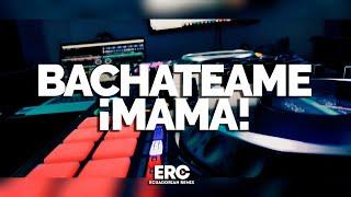 MIX BACHATEAME MAMA XD   DELAYZER DJ