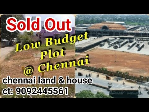 Low Budget Plots Chennai, Guduvancheery In Tamil/tamil Illam
