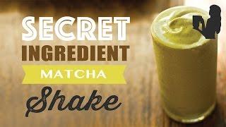 Secret Ingredient Matcha Shake - From 365 Vegan Smoothies