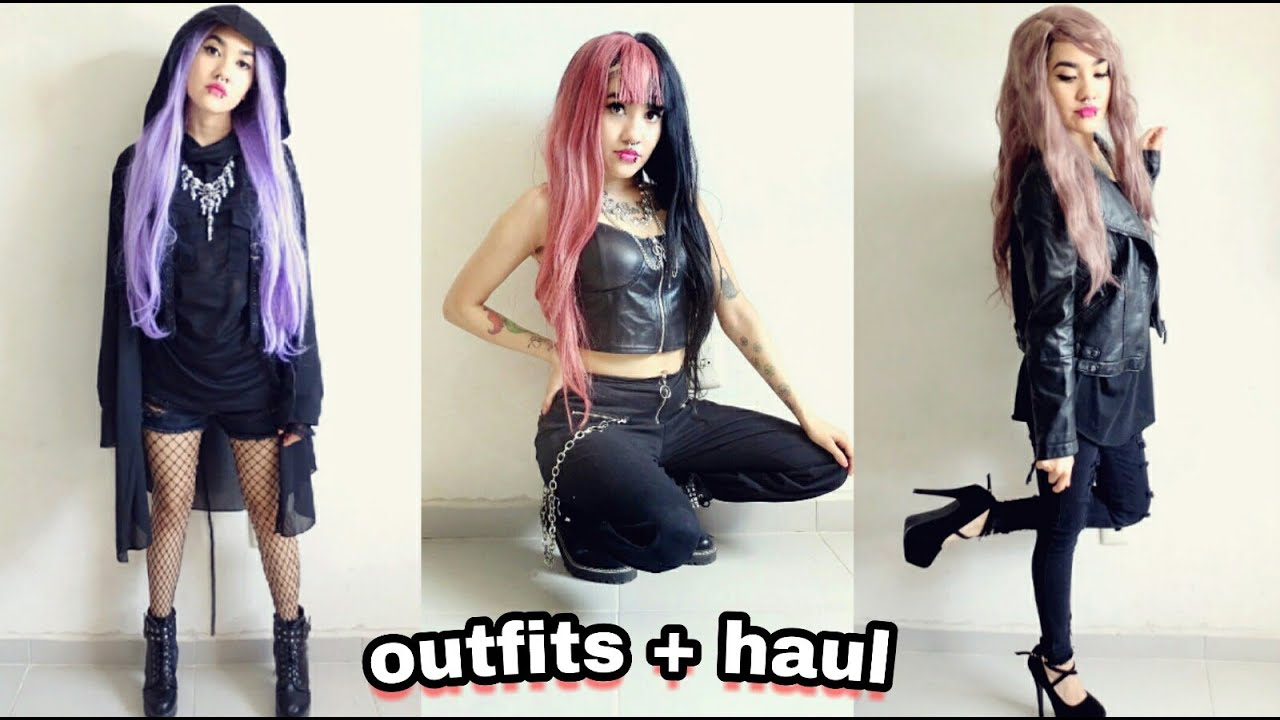 OUTFITS para verte PERRISIMA y DARKS despues de la cuarentena | Nihao Jewerly Haul