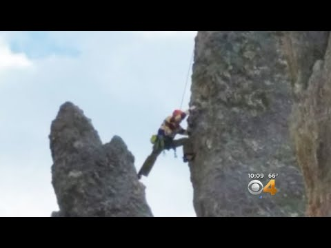 87-Year-Old Climber Makes History At Devil's Tower